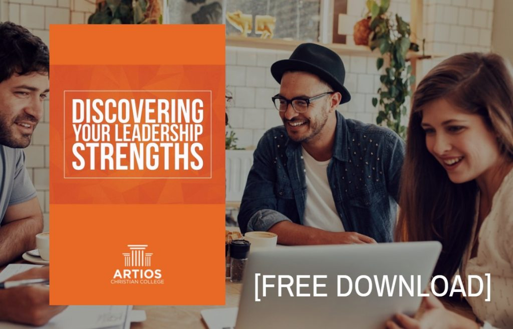 "Free download of ""Discovering Your Leadership Strengths"""