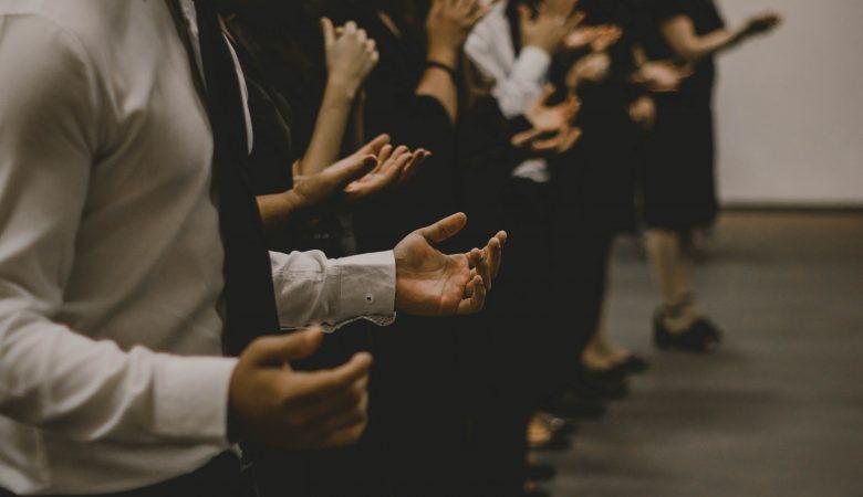 Prayer is unity